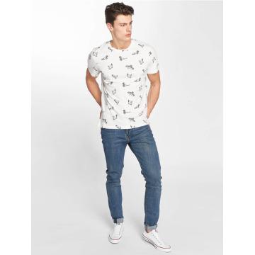 Khujo t-shirt Terico wit