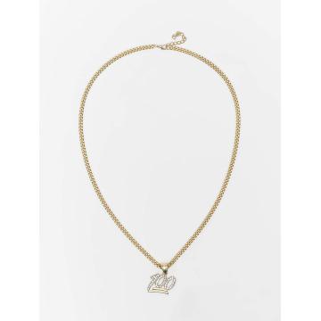 KING ICE Cadena 100 Points Emoji oro