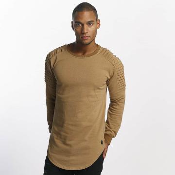 Kingin Пуловер Lucas коричневый