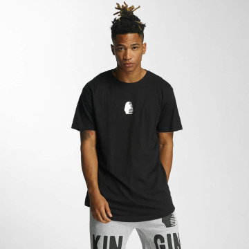 Kingin T-Shirt Comp. noir
