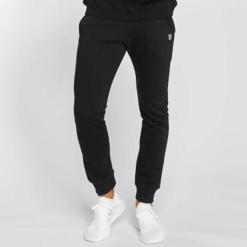 Kulte Jogging kalhoty Jog Sweat čern
