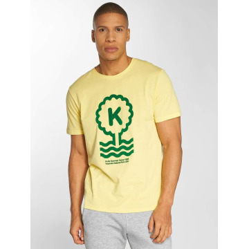 Kulte T-Shirt Summer Cam yellow