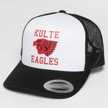Kulte Trucker Caps Eagles czarny