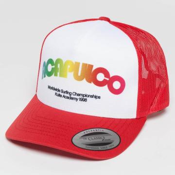 Kulte Trucker Caps Acapulco czerwony