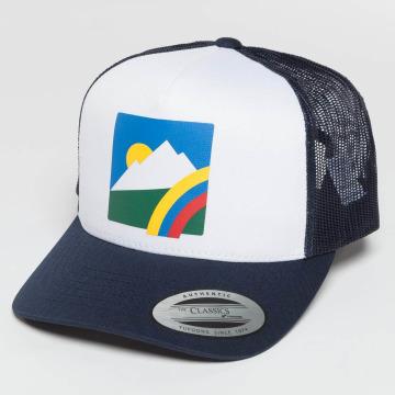 Kulte Trucker Caps Grimpette niebieski