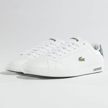 Lacoste Baskets Graduate LCR3 blanc