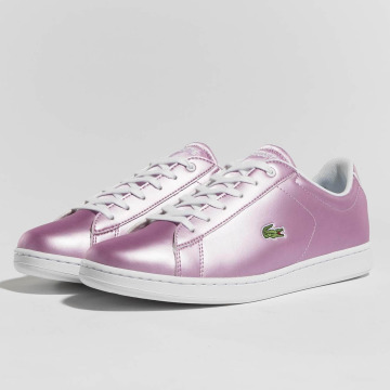 Lacoste Baskets Carnaby Evo magenta