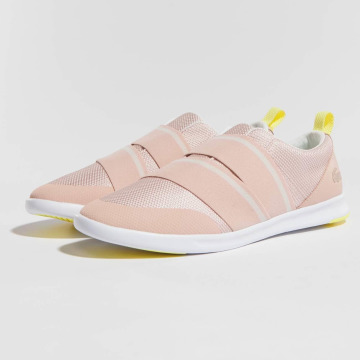 Lacoste Baskets Avenir Slip I rose