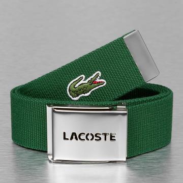 Lacoste Belt Classic green