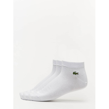Lacoste Chaussettes 3er-Pack blanc