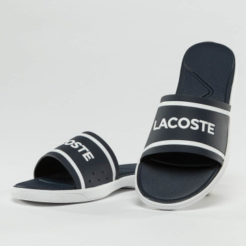 Lacoste Claquettes & Sandales L.30 Slide bleu