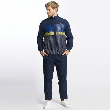 Lacoste Classic Joggingsæt Stripes blå