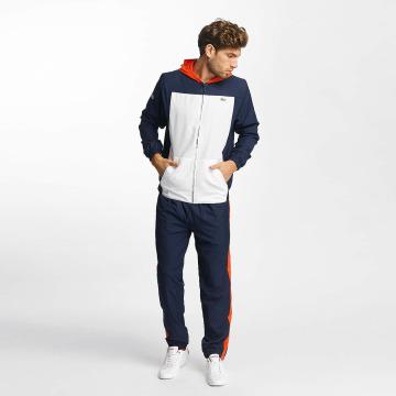 Lacoste Classic Joggingsæt Sport Tennis Colorblocks blå