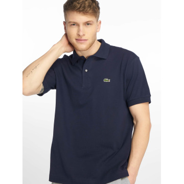 Lacoste Classic poloshirt Basic blauw