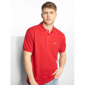Lacoste Classic poloshirt Basic rood