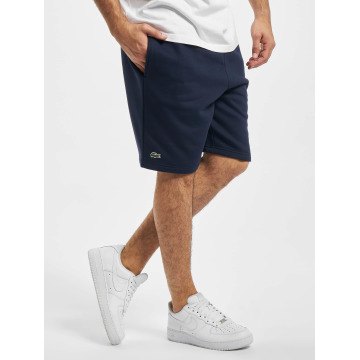 Lacoste Classic shorts Classic blauw