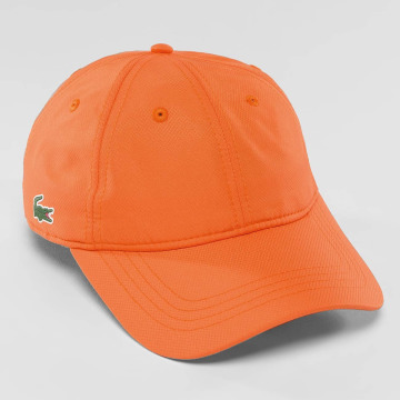 Lacoste Classic Snapback Cap Basic orange