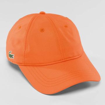 Lacoste Classic Snapback Caps Basic oranssi