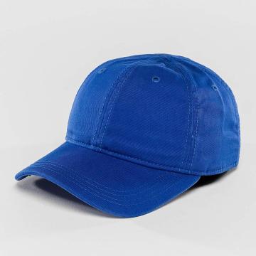 Lacoste Classic Snapback Caps Gabardine Croc sininen
