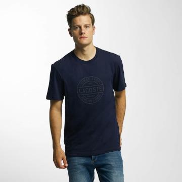 Lacoste Classic T-paidat Original sininen