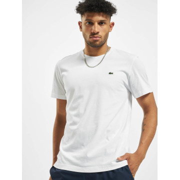 Lacoste Classic T-Shirt Basic weiß