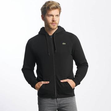 Lacoste Classic Zip Hoodie Fleece черный