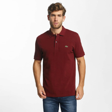 Lacoste poloshirt Classic rood