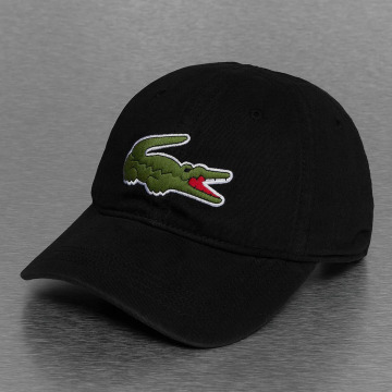 Lacoste Snapback Cap Logo black