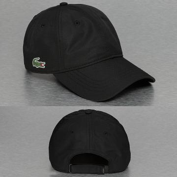 Lacoste Snapback Caps Classic čern