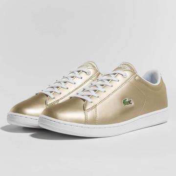 Lacoste Sneaker Carnaby Evo goldfarben