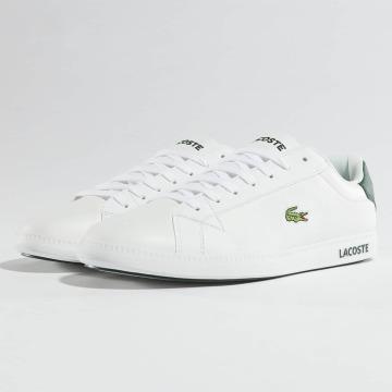 Lacoste Sneaker Graduate LCR3 weiß