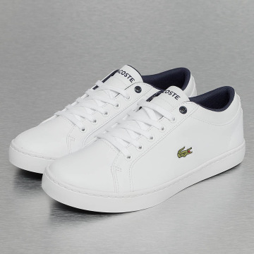 Lacoste Sneakers Straightset Lace 316 2 SPJ bialy