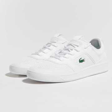 Lacoste Snejkry Explorateur Light I bílý