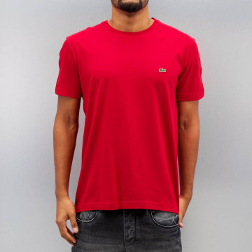 Lacoste t-shirt Classic rood