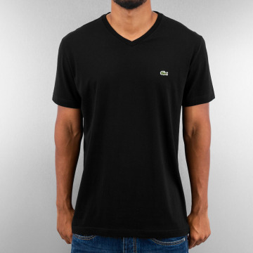 Lacoste T-shirt Classic svart