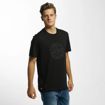 Lacoste t-shirt Original zwart