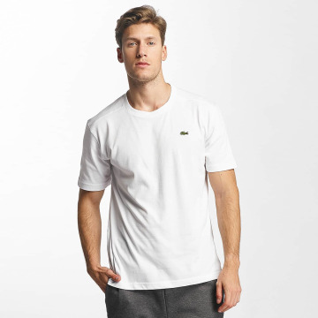 Lacoste T-shirts Clean hvid