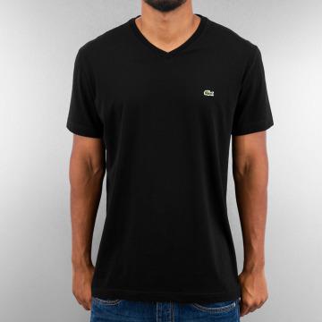 Lacoste T-Shirty Classic czarny