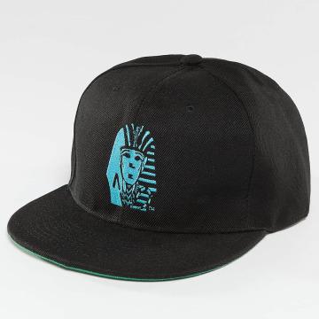 Last Kings Snapback Caps Pharaoh čern
