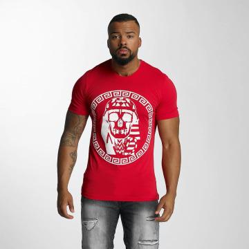 Last Kings t-shirt Skull rood
