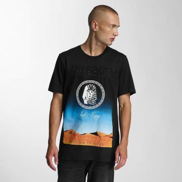 Last Kings t-shirt Dunes zwart