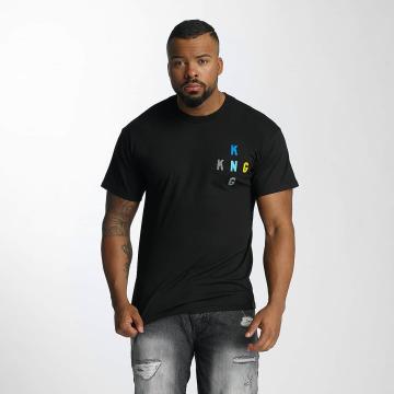 Last Kings T-Shirty Pure czarny