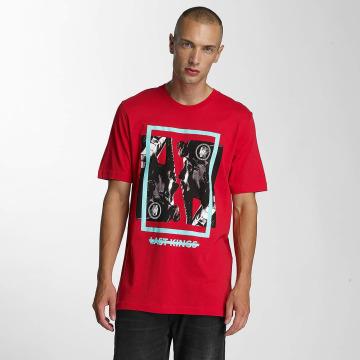 Last Kings T-Shirty Double Up czerwony