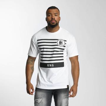 Last Kings T-skjorter KNG hvit