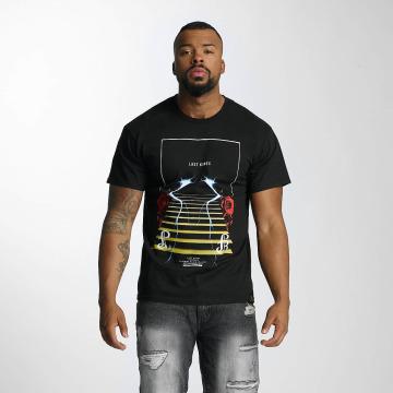 Last Kings T-skjorter Bolt svart