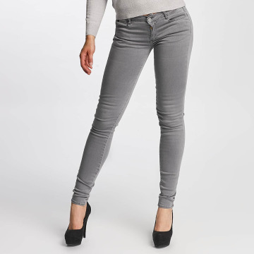 Le Temps Des Cerises Slim Fit Jeans Ultrapower grigio