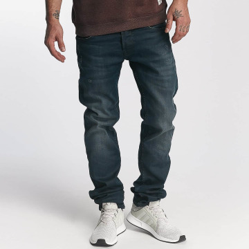 Le Temps Des Cerises Straight Fit Jeans 711 Basic blå