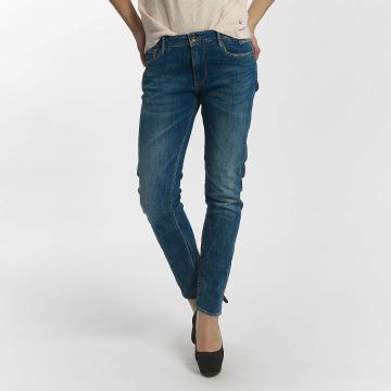 Le Temps Des Cerises Straight Fit Jeans 200/43 Royal blå