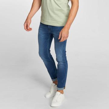 Lee dżinsy przylegające Regular niebieski