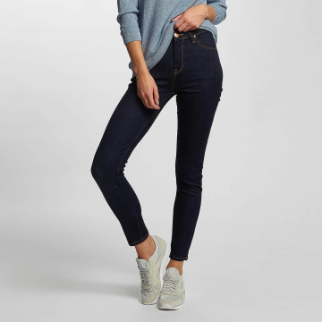 Lee High Waisted Jeans Scarlett blue